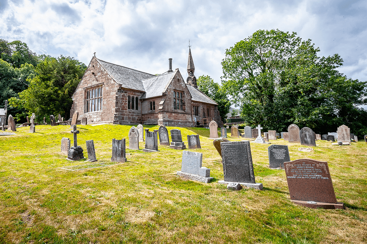 Harthill Church