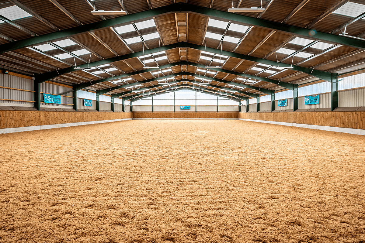 Bolesworth Estate Indoor Equestrian Arena