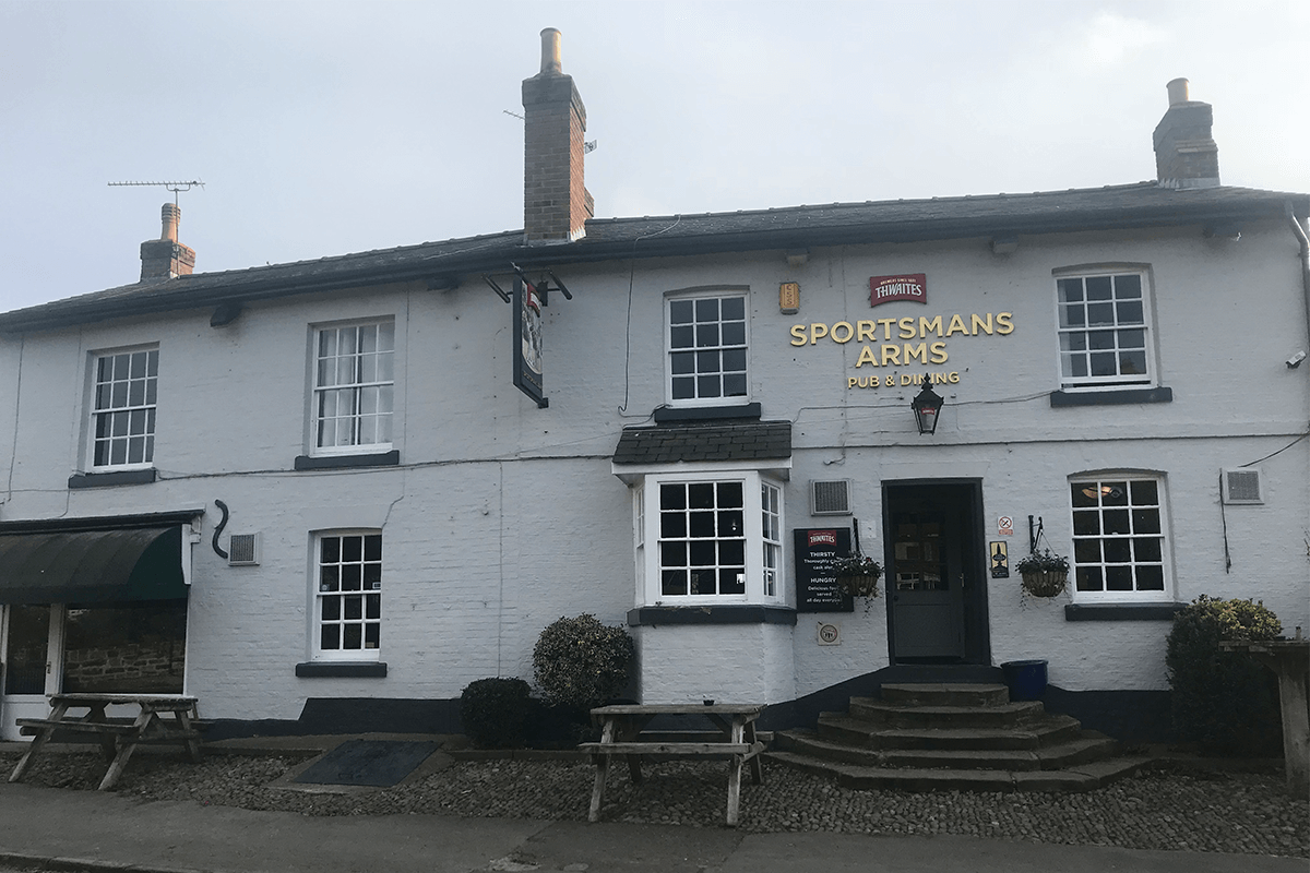 Sportsmans Arms Tattenhall